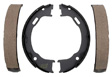 Raybestos - 745PG - Parking Brake Shoe - Drum In Hat Style