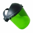 SAS - 5142 - Standard Faceshield (Dark Green)