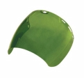 SAS - 5157 - Faceshield Accessories (Replacement Shield for 5147 - Dark Green)