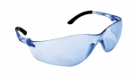 SAS - 5333 - NSX Turbo Safety Glasses, Light Blue Lens