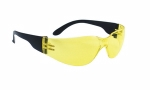 SAS - 5341 - NSX Eyewear - Yellow Lens, Black Temple w Polybag