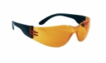 SAS - 5342 - NSX Eyewear - Orange Lens, Black Temple w Polybag