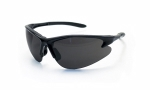 SAS - 540-0601 - DB2 Eyewear with Polybag, Shade Lens/Black Frame