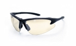SAS - 540-0602 - DB2 Eyewear with Polybag, Indoor or Outdoor Lens/Black Frame