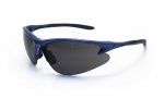 SAS - 540-0701 - DB2 Eyewear with Polybag, Shade Lens/Blue Frame