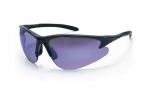 SAS - 540-0809 - DB2 Eyewear with Polybag, Charcoal Lens/Purple Haze Frame