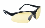 SAS - 541-0016 - Sidewinder Eyewear with Clamshell, Indoor/Outdoor Lens/Black Frame