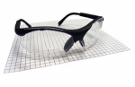 SAS - 541-2000 - SIDEWINDER Readers Eyewear 2.0 X Reader Lens, Black Frame
