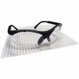 SAS - 541-3000 - SIDEWINDER Readers Eyewear 3.0 X Reader Lens, Black Frame
