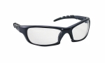 SAS - 542-0300 - GTR Eyewear with Polybag, Clear Lens/Charcoal Frame