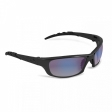 SAS - 542-0309 - GTR Eyewear with Polybag, Purple Mirror Lens/Charcoal Frame