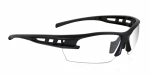 SAS - 5511-01 - Spectro Glasses Black Frame Clear Lens Polybag