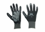 SAS - 640-1907 - Pawz Nitrile Coated Palm Gloves - Small