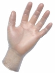 SAS - 6509 - VINYL-GUARD LIGHTLY POWDERED VINYL GLOVE - X-Large (100)