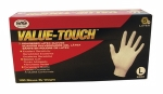 SAS - 6593 - VALUE TOUCH LIGHTLY POWDERED NON-EXAM GLOVE - Large