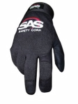 SAS - 6654 - MECHANIC'S PRO TOOL GLOVE (Black) - X-Large