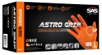 SAS - 66572 - Astro-Grip Nitrile Disposable Glove (Powder-Free) - Medium