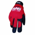 SAS - 6673 - MECHANIC'S PRO TOOL GLOVE (Red) - Large