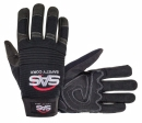 SAS - 6712 - PRO IMPACT MECHANIC'S GLOVE (Black) - Medium