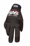 SAS - 6714 - MX Impact Gloves Mechanic's Gloves - X Large