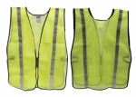 SAS - 6823 - Basic Safety Vest (Yellow) - One Size Fits All