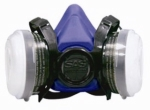 SAS - 8661-93 - Bandit N95 Disposable Dual Cartridge Respirator - Large