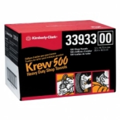 Scott - 33933 - Krew 500 Heavy-Duty Shop Towels