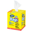 Scott - 75260 - Rags In A Box, Large, White, 1 box 200 CT