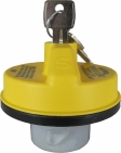 Stant - 10511Y - Locking Fuel Cap