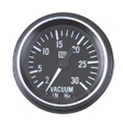 Stewart Warner - 284AH - Heavy Duty Mechanical Vacuum Gauge