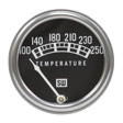 Stewart Warner - 82210-60 - Standard Analog Temperature Gauge
