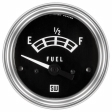 Stewart Warner - 82211 - Fuel Level Gauge, 2-1/16