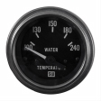 Stewart Warner - 82306 - Deluxe Electric Water Temperature Gauge, 2-1/16