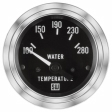 Stewart Warner - 82307 - Deluxe Electric Water Temperature Gauge, 2-1/16