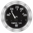 Stewart Warner - 82308 - Deluxe Oil Temperature Gauge