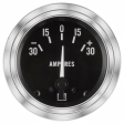 Stewart Warner - 82310 - Deluxe Electric Ammeter Gauge, 2-1/16