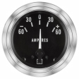 Stewart Warner - 82311 - Deluxe Electric Ammeter Gauge, 2-1/16