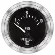 Stewart Warner -82319 - Fuel Pressure Gauge, 1-10 PSI