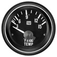 Stewart Warner - 82326-216 - Temperature Gauge  Water