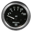 Stewart Warner - 82346 - Deluxe Electric Air Pressure Gauge, 2-1/16