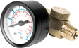 Wilmar Performance Tool - M693 - Air Regulator w/Gauge