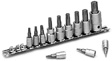 Wilmar Performance Tool - W1335 - 12  Piece Star Bit Socket Set ChrV
