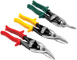 Wilmar Performance Tool - W2040 - 3-Piece Aviation Tin Snip Set
