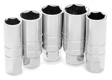 Wilmar Performance Tool - W30936 - 5-Piece Spark Plug Socket Set