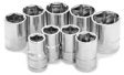 Wilmar Performance Tool - W32002 - 9 Piece 1/2