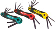 Wilmar Performance Tool - W80287 - 3 Piece Folding Key Set