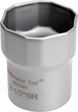 Wilmar Performance Tool - W83244 - 1/2 DR Lock Nut Skt 2-1/2