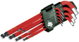 Wilmar Performance Tool - W9135 - 9pc Long Arm Hex Key Set