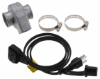 ZeroStart - 320-0002 - Lower radiator hose heater