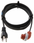 ZeroStart - 360-0008 - Replacement cord, 120V